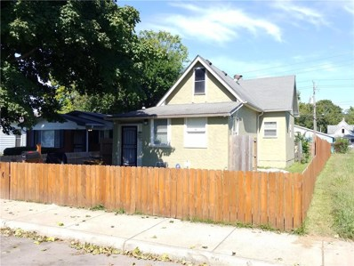 1164 Eugene Street, Indianapolis, IN 46208 - #: 21598364