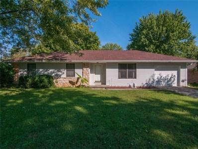 1234 Castle Drive, Franklin, IN 46131 - MLS#: 21598377