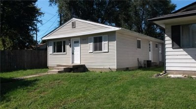 1454 Shepard Street, Indianapolis, IN 46221 - MLS#: 21598393