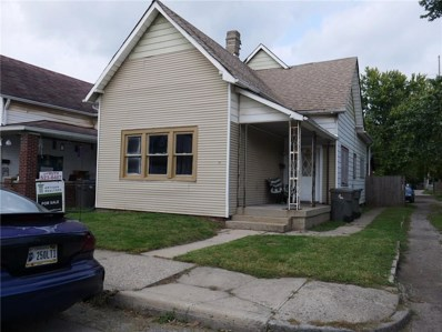 34 Iowa Street, Indianapolis, IN 46225 - #: 21598477