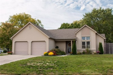 9302 Andiron Court, Indianapolis, IN 46250 - #: 21598679