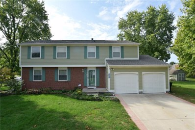 1201 Concord Drive, Greenwood, IN 46142 - MLS#: 21598683
