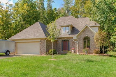 1535 Fox Cross Drive, Martinsville, IN 46151 - #: 21598706