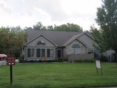 1123 Deerbrook Trail UNIT C, Greenwood, IN 46142 - MLS#: 21598751