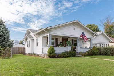 807 Cameron Street, Indianapolis, IN 46203 - #: 21598872