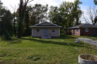 3852 N Grand Avenue, Indianapolis, IN 46226 - #: 21598905