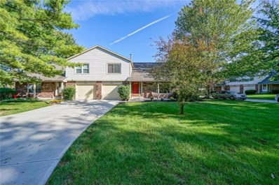 8980 Cinnebar Drive, Indianapolis, IN 46268 - #: 21598956
