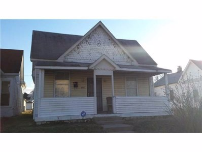 1017 W Roache Street, Indianapolis, IN 46208 - #: 21598967