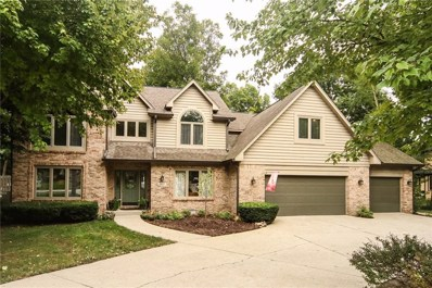 8837 Anchorage Drive, Indianapolis, IN 46236 - #: 21598968