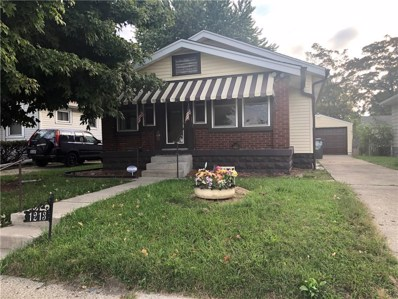 1213 N Denny Street, Indianapolis, IN 46201 - MLS#: 21599009