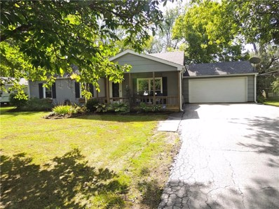 7709 Lewis Road, Indianapolis, IN 46256 - #: 21599024