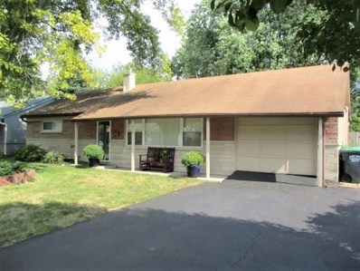 535 Northgate Drive, Greenwood, IN 46143 - #: 21599040