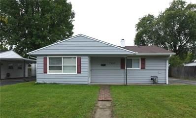 7337 Twin Beech Drive, Lawrence, IN 46226 - MLS#: 21599045