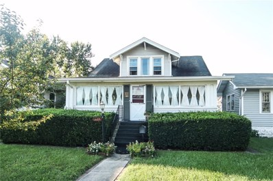 3851 English Avenue, Indianapolis, IN 46201 - MLS#: 21599225