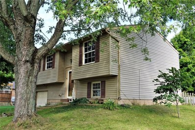 5910 Granner Drive, Indianapolis, IN 46221 - #: 21599274