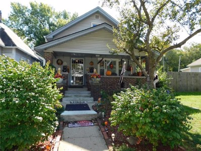 1413 E Gimber Street, Indianapolis, IN 46203 - MLS#: 21599288