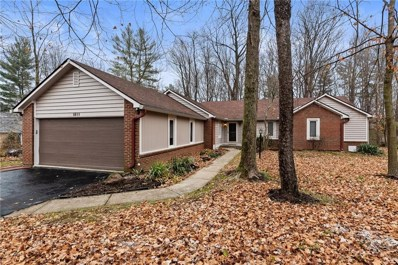 1811 Timber Heights Drive, Indianapolis, IN 46280 - #: 21599302