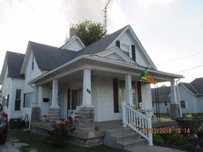 827 N Michigan Avenue, Greensburg, IN 47240 - #: 21599326