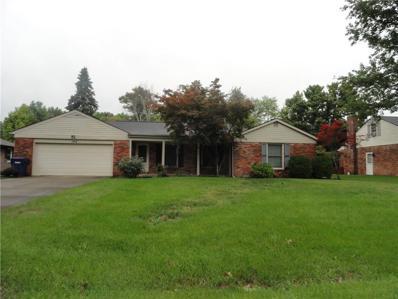 1714 Oakwood Drive, Anderson, IN 46011 - #: 21599335