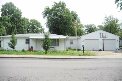 343 Monroe Street, Greenfield, IN 46140 - MLS#: 21599343