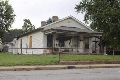 308 W Morris Street, Indianapolis, IN 46225 - MLS#: 21599376