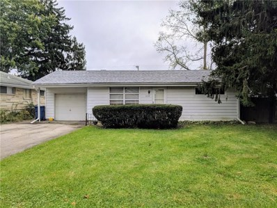 6109 W Taylor Road, Muncie, IN 47304 - MLS#: 21599385