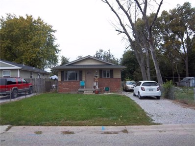 2830 Tindall Street, Indianapolis, IN 46203 - MLS#: 21599401
