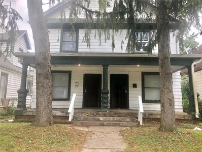 45 N Addison Street, Indianapolis, IN 46222 - #: 21599420