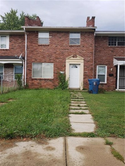 10022 Hawkins Court, Indianapolis, IN 46229 - #: 21599451