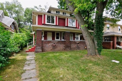 3341 N College Avenue, Indianapolis, IN 46205 - #: 21599458