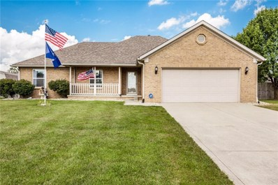 3650 White Tail Run, Mooresville, IN 46158 - MLS#: 21599474