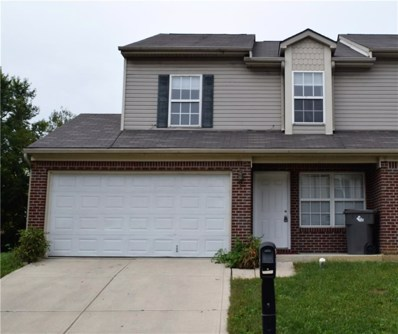 3734 Fetlock Drive, Indianapolis, IN 46227 - MLS#: 21599487