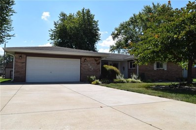 623 Chariot Lane, Indianapolis, IN 46227 - #: 21599490
