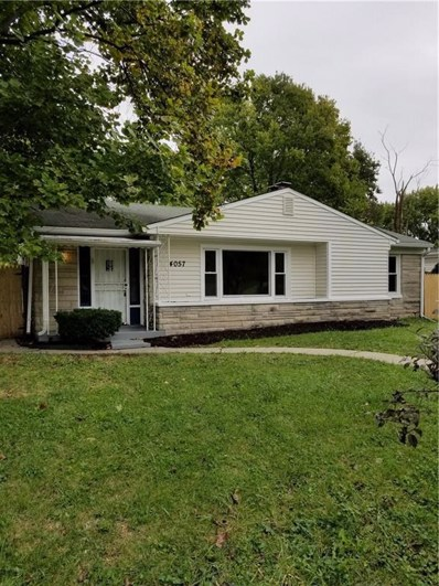 4057 N Clarendon Road, Indianapolis, IN 46208 - #: 21599522