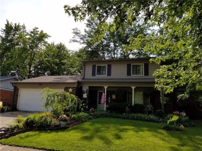 5408 S Pappas Drive, Indianapolis, IN 46237 - #: 21599523