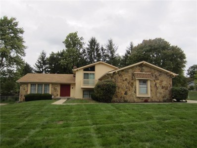 750 Mount Rainier Drive, Indianapolis, IN 46217 - MLS#: 21599524