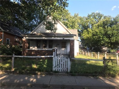 635 N Beville Avenue, Indianapolis, IN 46201 - #: 21599525