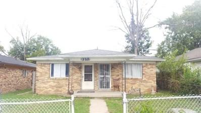 1322 Norton Avenue, Indianapolis, IN 46227 - #: 21599539