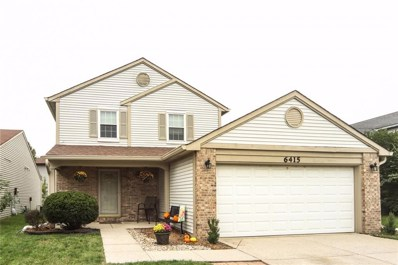6415 Perry Pines Court, Indianapolis, IN 46237 - #: 21599546