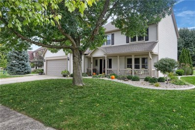 4826 Ashbrook Drive, Noblesville, IN 46062 - #: 21599567