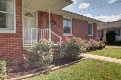 1610 S West Street, Shelbyville, IN 46176 - MLS#: 21599593