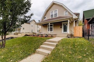 1325 Olive Street, Indianapolis, IN 46203 - MLS#: 21599615