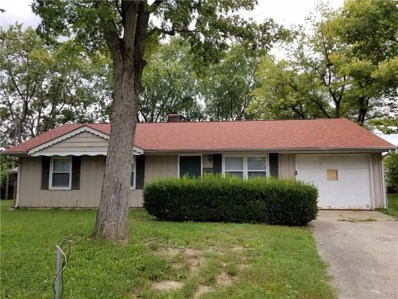 8844 Bel Air Court, Indianapolis, IN 46226 - #: 21599626
