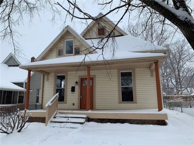 1604 Hoyt Avenue, Indianapolis, IN 46203 - MLS#: 21599641