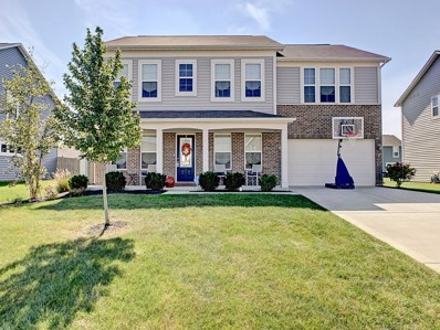5617 W Woods Edge Drive, McCordsville, IN 46055 - #: 21599648