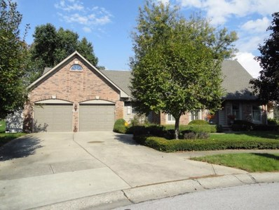 4876 Brentridge Court, Greenwood, IN 46143 - #: 21599695