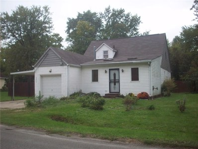 2236 N Irwin Street, Indianapolis, IN 46219 - #: 21599726
