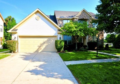 10588 Prairie Fox Drive, Fishers, IN 46037 - #: 21599732