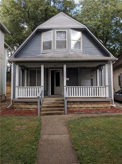 1301 Jefferson Avenue, Indianapolis, IN 46201 - #: 21599740