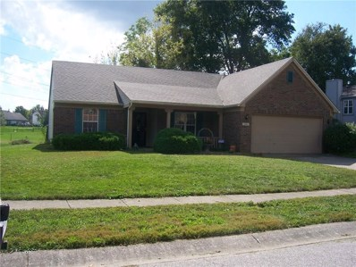 1555 Stoneybrook Grv Lane, Greenwood, IN 46142 - MLS#: 21599746